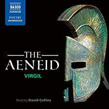 The Aeneid Audiobook by  Virgil Narrated by David Collins
