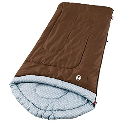 D and H Distributing Co Coleman Willow Creek Warm Weather Sleeping Bag