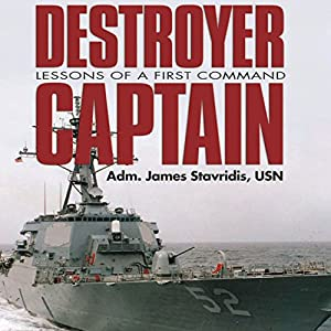 Destroyer Captain Audiobook