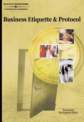 Business Etiquette & Protocol: Professional...