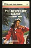 Devereaux Legacy (Gothic Romances) (0373320140) by Carolyn G. Hart