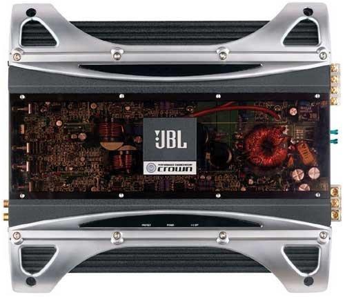 Jbl Bpx500.1 Power Series Monoblock Car Audio Amplifier
