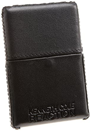 Kenneth Cole REACTION Men s Leather Flipup Business Card
