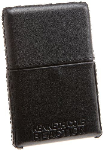 Great Pricekenneth Cole Reaction Mens Leather Flipup Business Card