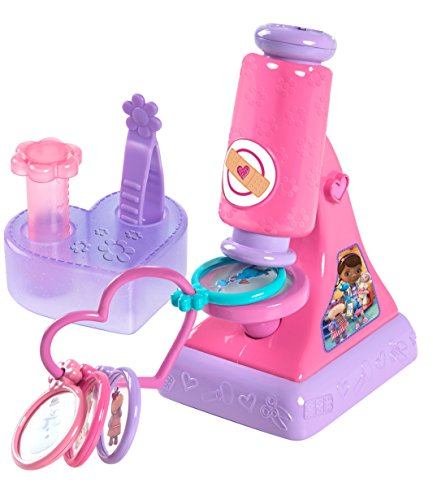 Doc Mcstuffins Magical Microscope Set