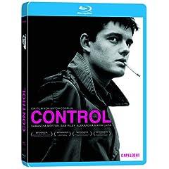 Control auf Blu-Ray