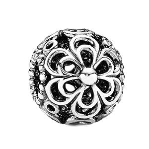 Pandora - 790965 - Drops Femme - Argent 925/1000 - Boule Fleurs