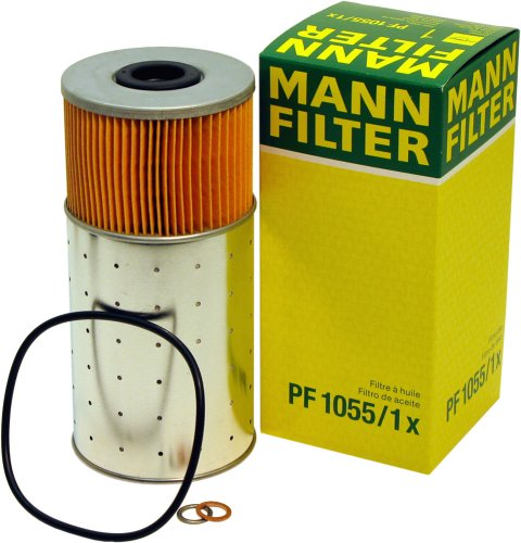 Mann-Filter PF 1055/1 X By-pass Oil Filter Insert