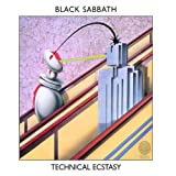 Technical Ecstasy Black Sabbath