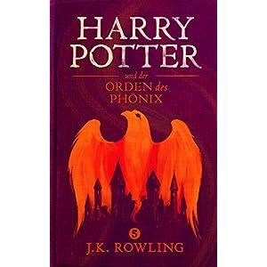 Harry Potter und der Orden des Phönix: 5 (Die Harry-Potter-Buchreihe)