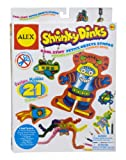 ALEX® Toys - Do-it-Yourself Wear! Shrinky Dinks Cool Stuff 397B
