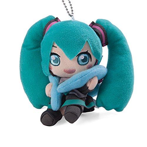 Hatsune Miku X Shiteyanyo Backpack Shiteyanyo Plush Keychain
