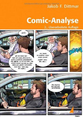 Comic Analyse Buch Von Jakob F Dittmar Imbuycardmeld