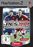 PS2 PES 2010 - PRO EVOLUTION SOCCER