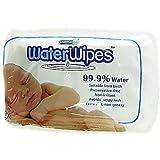 Derma H2O Water Wipes - Pack of 72 Wipesby Derma