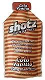 shotzショッツエナジージェル(カーボショッツ) コーラバニラ味 (45g×25個)