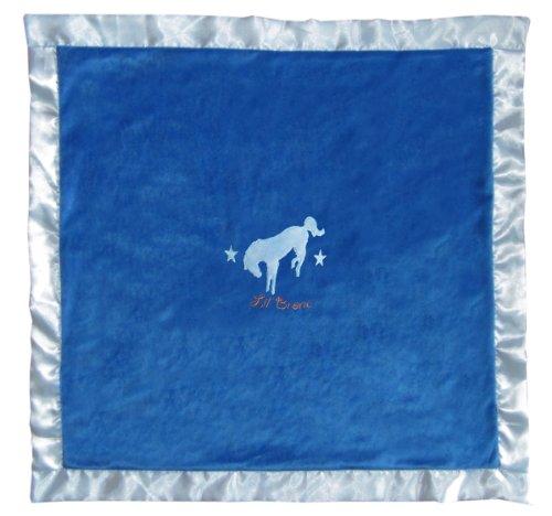 Carstens Baby Blanket, Little Bronc - 1
