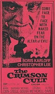 Crimson Cult [VHS]