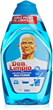 Don Limpio Gel limpiador multiusos - 520 ml