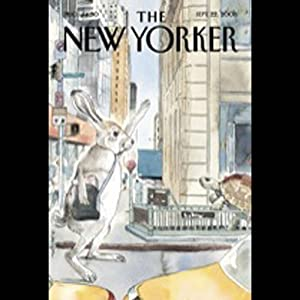The New Yorker, September 22nd, 2008 (Philip Gourevitch, David Remnick, Steve Coll) Periodical