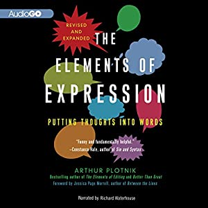 The Elements of Expression Audiobook