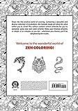 Zen Coloring - Animals (Zen Coloring Book)