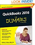 QuickBooks 2016 For Dummies (Quickboo...