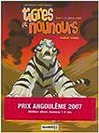 TIGRES ET NOUNOURS PREMIER VOYAGE T02...