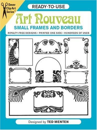 frames and borders clip art. Borders (Dover Clip-Art