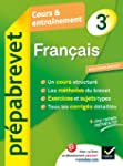 Fran�ais 3e - Pr�pabrevet Cours & ent...