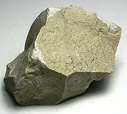 Kaolin China Clay Rock - 2 Unpolished Rock Specimens