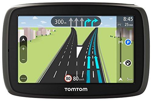 TomTom Start 40 Europe Navigationsgerät (4,3 Zoll) Lifetime Maps, Fahrspurassistent,  Tap & Go, Schnellsuche, Karten von 45 Ländern Europas)