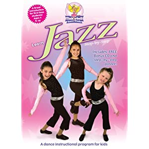 Tinkerbell's Learn Jazz Step by Step movie