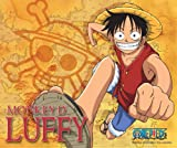 One Piece Mouse Mat / Mouse Pad: Monkey D. Luffy   ワンピースマウスマット/マウスパッド:モンキー·D·ルフィ