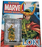 Various Classic Marvel Figurine Collection 37 Loki (Classic Marvel Figurine Collection)