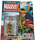 Classic Marvel Figurine Collection 37 Loki (Classic Marvel Figurine Collection) Various