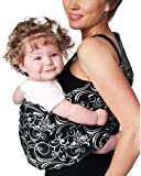 Hotslings Adjustable Pouch Baby Sling, Silhouette, Regular (Discontinued by Manufacturer)