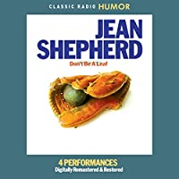 Jean Shepherd audio book