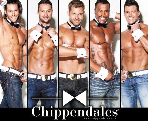 Chippendales 2015 Calendar