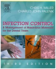 Infection Control and Management of Hazardous Materials for the Dental Team by Chris H. Miller BA MS PhD