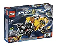 LEGO Space Police Space Truck Getaway (5972) from LEGO