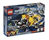 51e4DJVlOIL. SL160  LEGO Space Police Container Heist (5972)