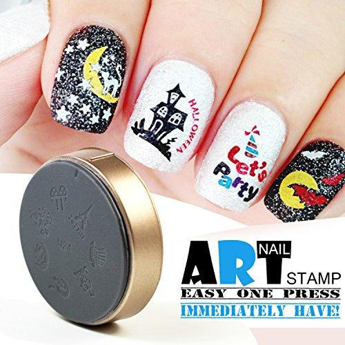 5pcs nail art stamper nail art stamping manicure image. Black Bedroom Furniture Sets. Home Design Ideas