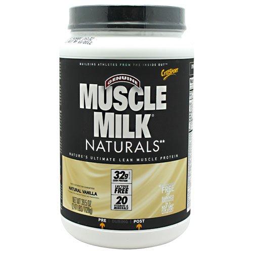 Cytosport Muscle Milk Vanilla Creme 2.48 Lb (1125 G)