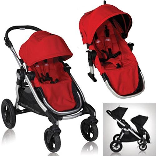 baby jogger city mini manual