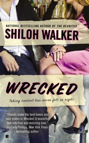 Image of Wrecked (A Barnes Brothers novel)