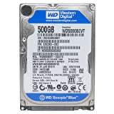 500GB 2.5&#8243; SATA Hard Drive Western Digital WD5000BEVT for $51.06 + Shipping