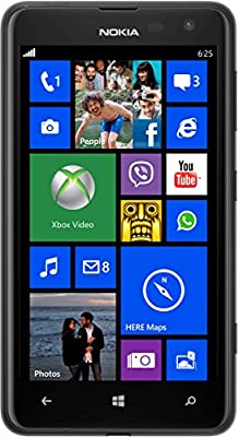 Nokia Lumia 625 (Black)