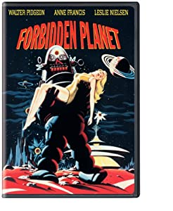 Forbidden Planet (Widescreen/Full Screen)