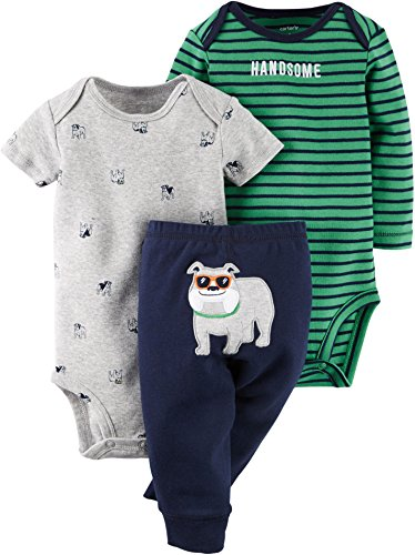 carters-baby-boys-3-pc-handsome-bodysuit-set-newborn-navy-blue-green-grey-by-carters